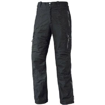 Held Trader Textile Motorcycle Motorbike Aramid Fibre CE Armour Jeans - Black